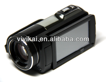 Full HD1080P High Quality Digital Camcorder with 10X optical zoom 3.0 inch Touch Screen(HDV-Z35 )