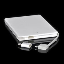 New Arrival ! 2017 Promotional gift consumer electronics portable power bank slim credit card power bank quickly charge 2500mah
