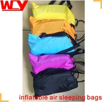 2016 Inflatable Camping Laybag Sofa Bed Portable Hangout Float Bean Bag Chair Sleeping Bag Hiking Travel Beach Outdoor bean bag