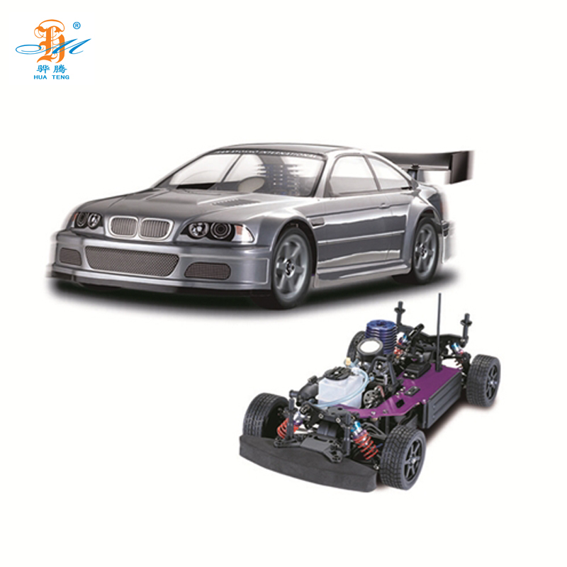 1:10 Radio control toys Nitro RC Car gas powered rc cars H157137
