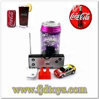 WLtoys 2015-1A Kids Car 1:64 4 Channels Mini Coke Can RC Car For Sale