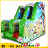 Guangzhou Airpark Cheap Inflatable Pool Slides for Inground Pools