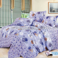 Wholesale Soft Fabric Plaid Bedding Set Home Textile flower and checked Solid&Printed 100% Polyester Warm and Cool Blanket