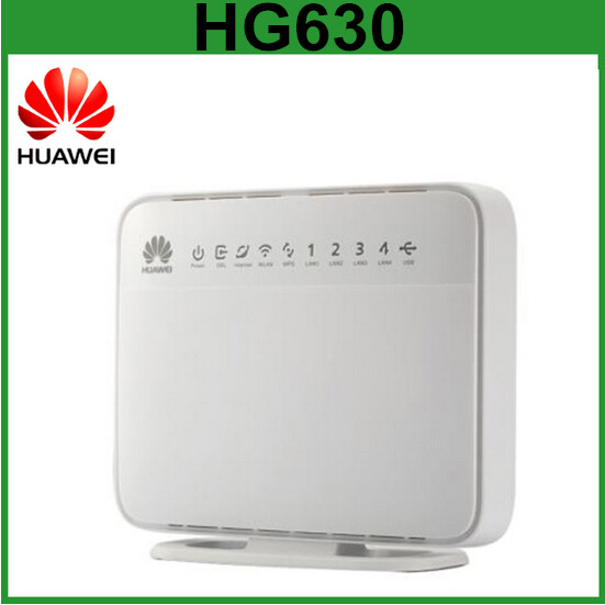 Best Internet Modem Huawei HG630 High Speed VDSL2 Wifi Modem Router