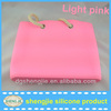 Silicone waterproof bag/trendy beach bag 2013