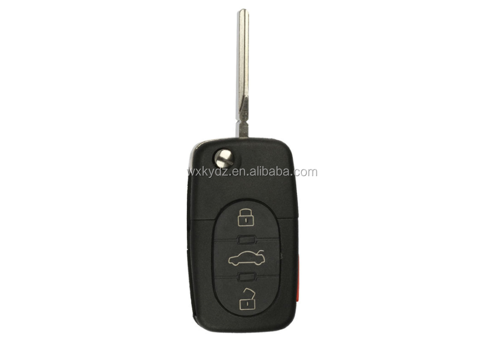 High quality and best price universal car remote key fob compatible with Volkswagen Beetle