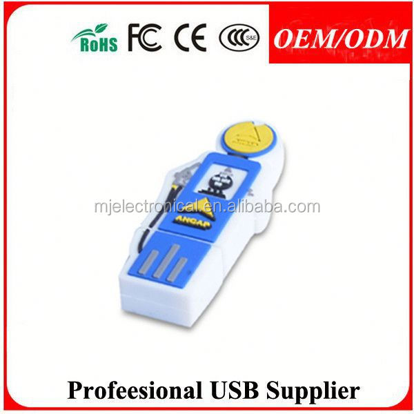 2D/3D free design,Doctor shape usb flash drive/PVC usb pen drive 500g/customize logo printed usb 2.0,Paypal/Escrow accept