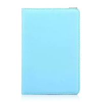 Rotating Lychee PU Leather Case For iPad Mini4 With Stand, leather flip case
