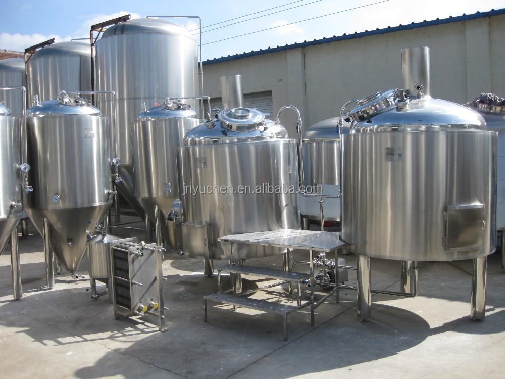 Beer Manufacturing Machine Mini Beer Brewing Equipment