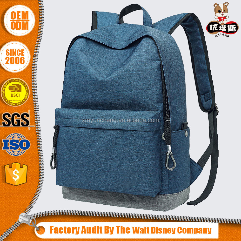 day use oem custom nylon japanese backpacks outdoor school bag
