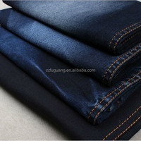 Popular high quanlity 100% cotton poplin denim fabric