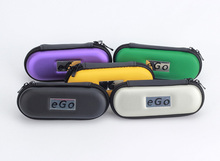 mixed color ego carring e cigarette case ,ego zipper case can do OEM