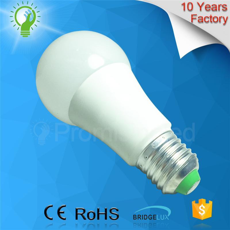 Factory Direct Sale High Quality 100lm/w 12w led light bulb with e19 base