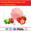 2017 Hot Sales water soluble Freeze Dried strawberry powder