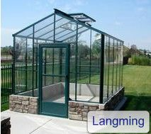 clear plastic polycarbonate sheets for greenhouses