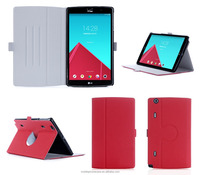Ultra Thin Manufacture High Quality 360 degree Rotating New Arrival Tablet Case For LG Gpad 8.3 VK815