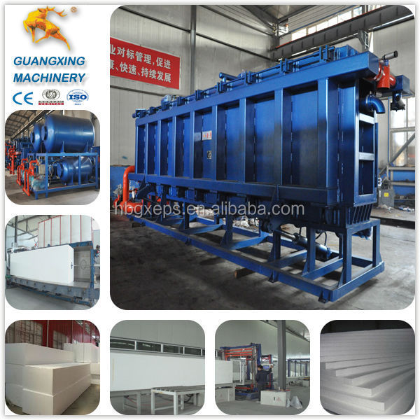 Foam Form EPS Machine For Building