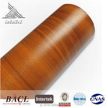 Cheap price custom special embossing pvc wood veneer foil