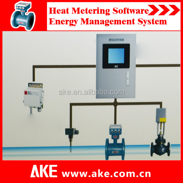 Heat Metering Software/ Energy Management System