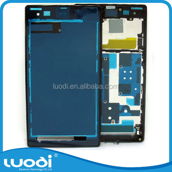 Replacement LCD Display Bezel Frame for Sony Xperia Z1 L39h