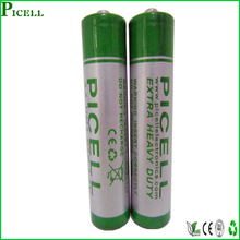 um-3 aa carbon battery 1.5v dry cell battery for radio