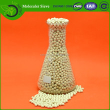 (Bead) Zeolite Molecular Sieve 3A Ethanol Dehydration For PSA Absorbing CO2 & CO