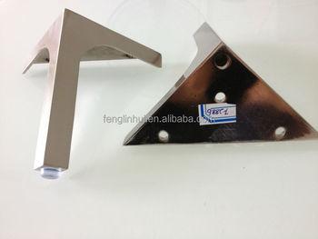 Furniture Cabinet Cupboard Metal Legs Square F288b