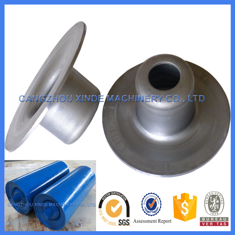 DTII/TK idler roller end cap/bearing housing/bearing cup