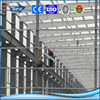 Light frame prefabricated building steel roof construction structure