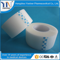 disposable medical device medical pre wrap bandage self adhesive medical tape special surgical tape sensitive skin