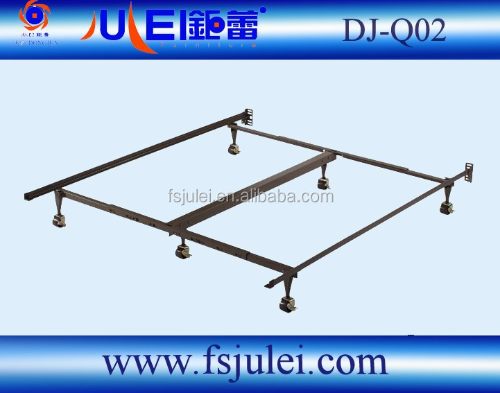 modern adjustable paint steel mattress support frame DJ-Q02