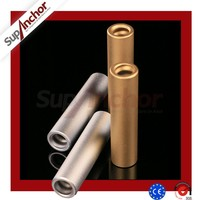 SupAnchor R38 Steel anchor bolt tube coupler,rebar splice,rebar joint