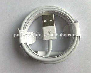 Original 2M E75 8ic usb cable charging cable from Foxconn for iPhone5/6/7/ 8/8 plus/X