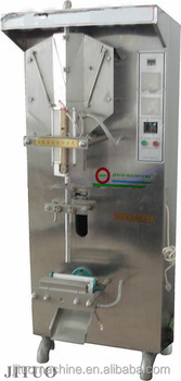 automatic sachet water filling machine