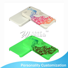 Glazed 3D Sublimation Luminous Phone Cover for iPhone5s