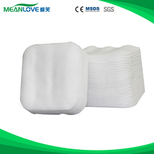 Low Price Surgical Absorbent facial cleansing cotton pad