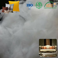 100% Eco-friendly polyester chair cushion filling material