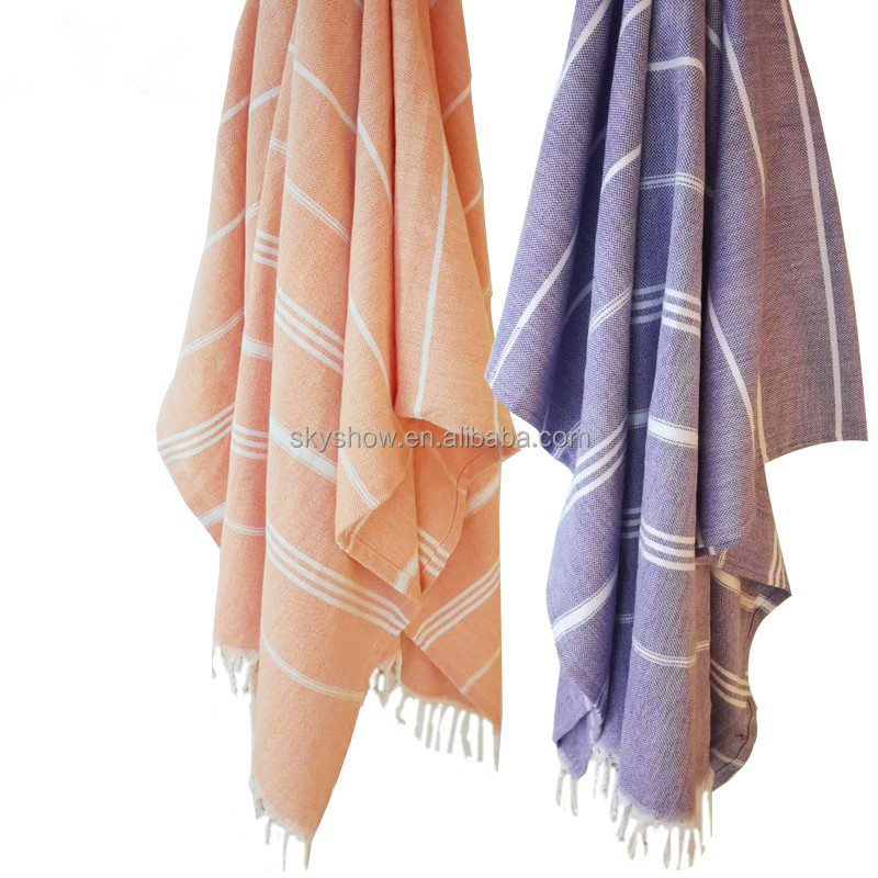 High Quality Hamam Fouta Towel <strong>Cotton</strong>, Spa Towel