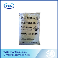 fine chemicals high purity fast delivery Sulfamic acid 99.8% / Sulfamic acid