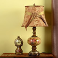 European style hand-painted lamp home lamp home decoration home accessories