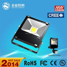 IP65 waterproof die casting aluminium 10w 12 volt led flood light