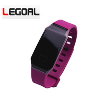 For Gift WP105 Bluetooth Bracelet Smart Watch Waterproof Fitness Tracker Pedometer Call Reminder Smart Wristband For Phone