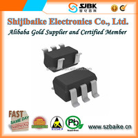 Electronic Components IC Supply Chain SN74AUP1G125DBVR Chip