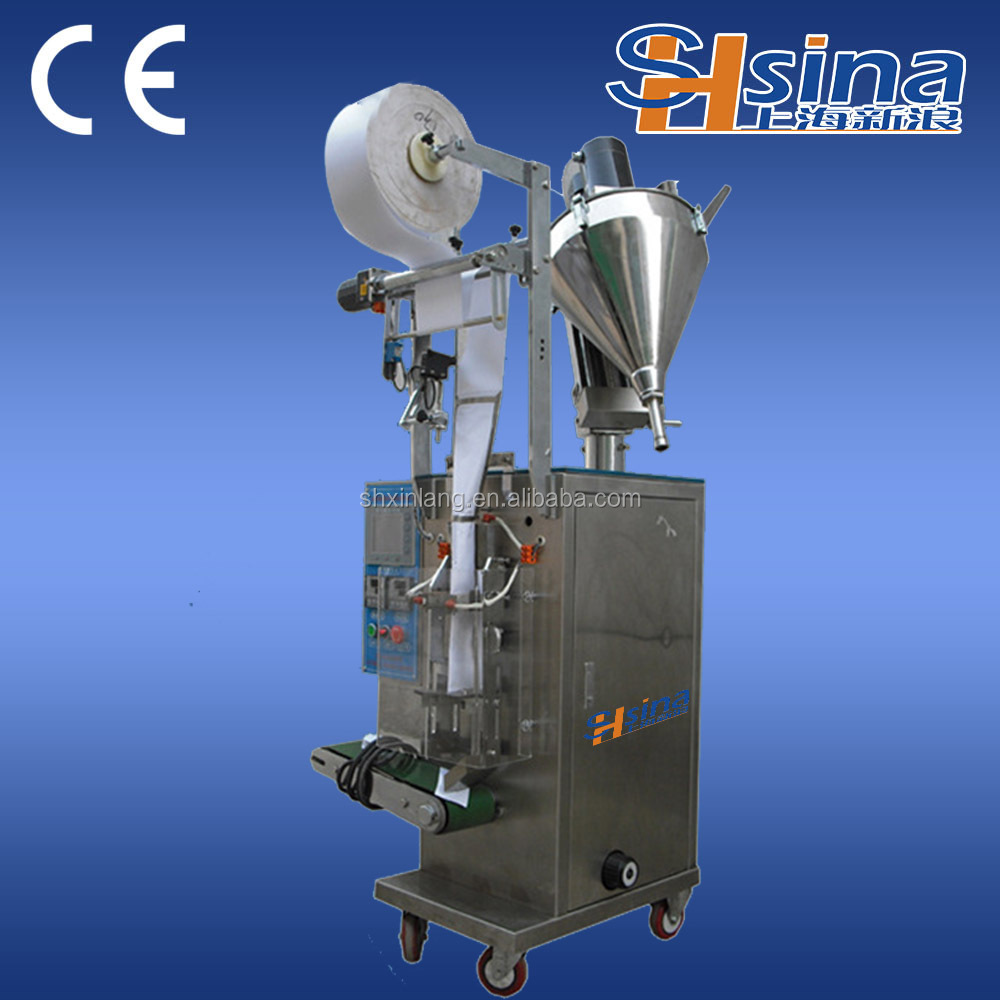 Powder Filling Machine, Sugar Coffee Tea Stick Sachets Packing Machine