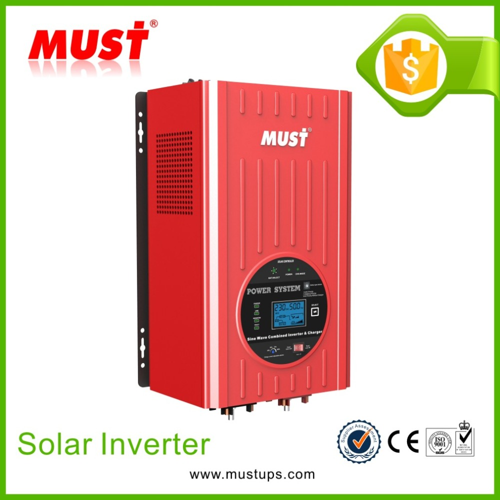 3000W inverter DC/AC power from battery to portable run lamps radios Tvs small and rugged metal housing