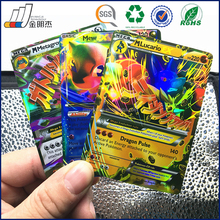Custom Designed Print Wholesale Pokemon Trading Cards