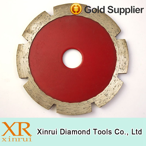 "Reasonable price Flexible blade cutting 5"""" saw blade small diamond cutting marble granite tile"