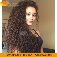 Wholesale Super Quality 100% Human Hair Hair Wig For Asian Women 8-24Inch In Stock