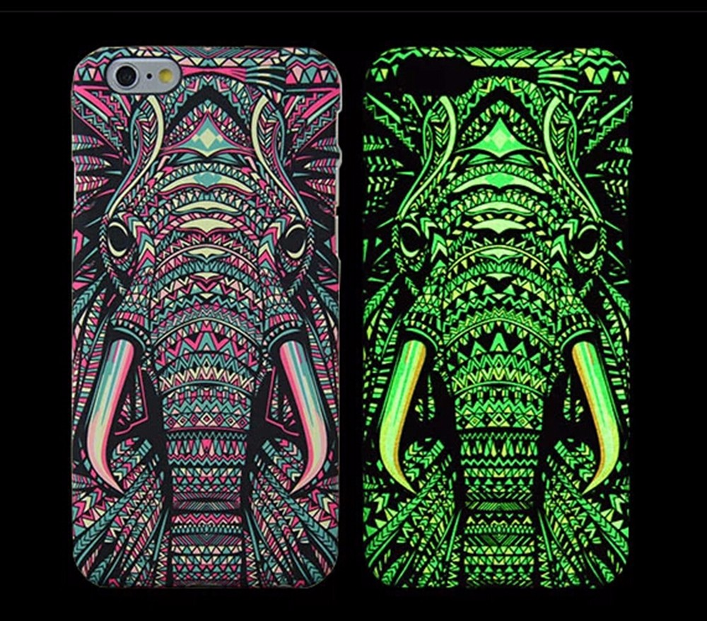 LUXO Glow In The Dark Animal New arrived for apple iphone 7 case