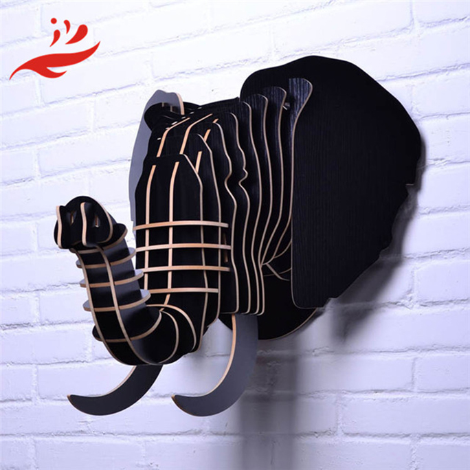 wooden ornaments home decoration